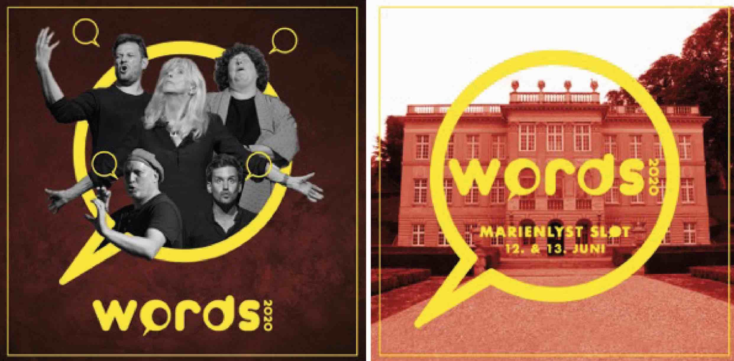 Words Festival 2020 i live-version