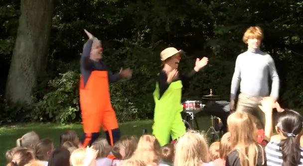 Teater KrisKat tilbyder sommerteater